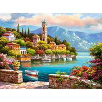 Landscape Diy Paint By Numbers Kits Uk PBN55385