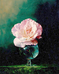 Pink Flower Diy Paint By Numbers Kits Uk PBN92755