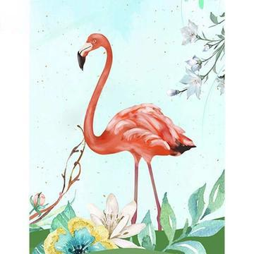 Flamingos Diy Paint By Numbers Kits Uk PBN90813