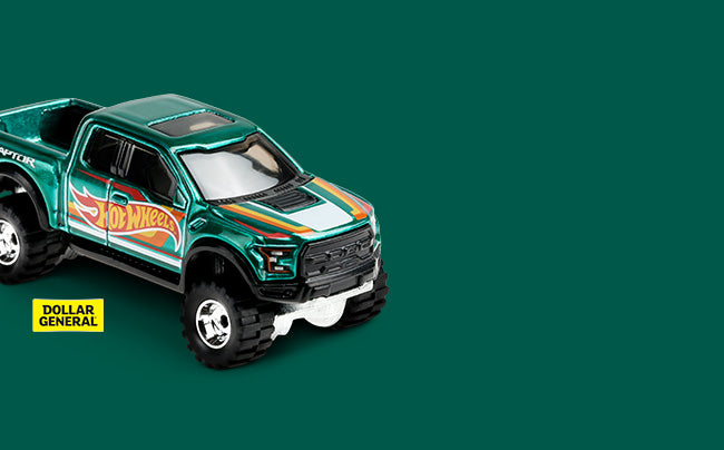 Collector Edition '17 Ford F-150 Raptor  From Dollar General!