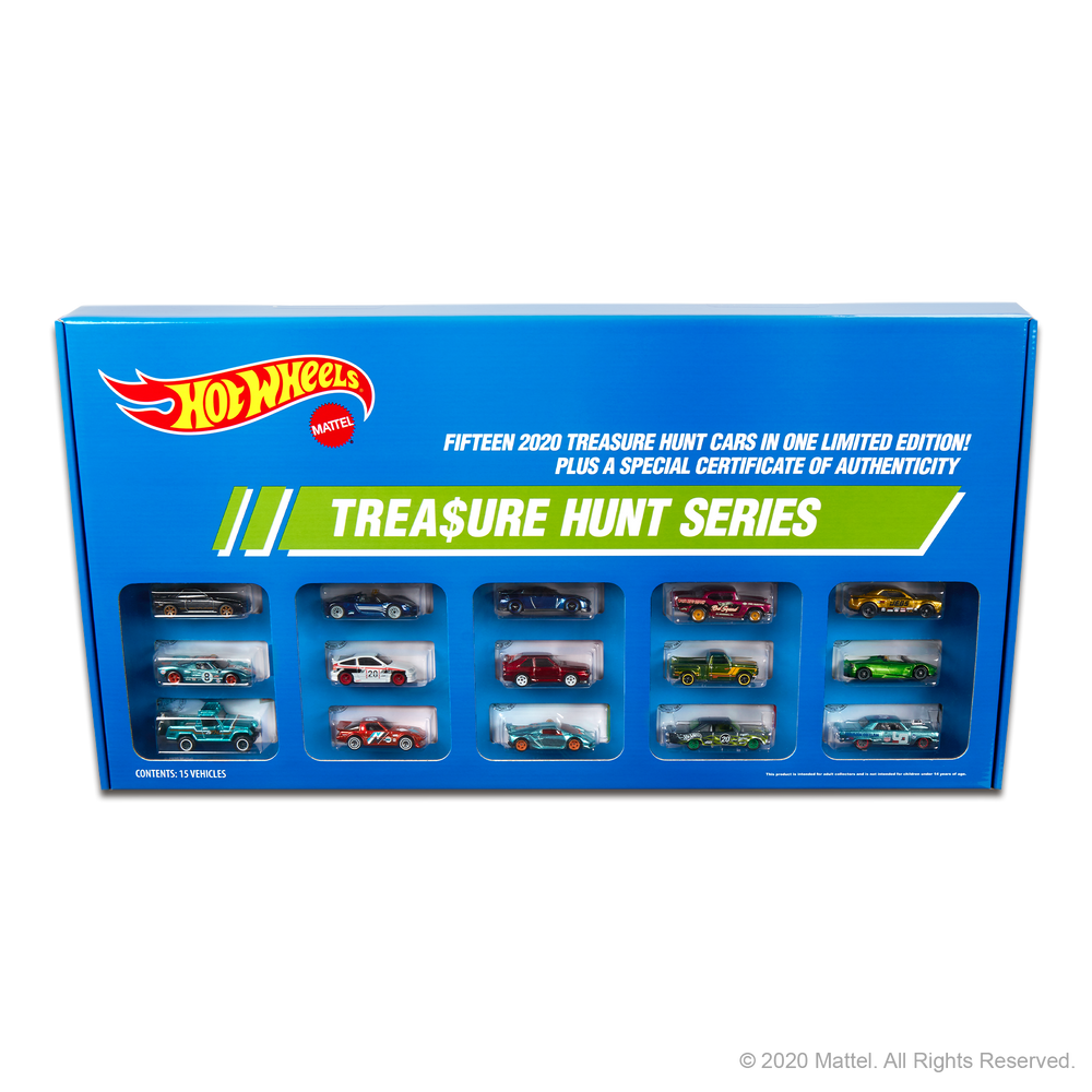 RLC Exclusive 2020 Super Treasure Hunt Set