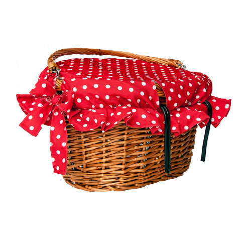 Bike Belle basket cover