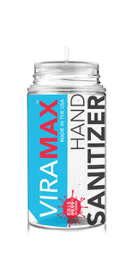 MAXIMUM STRENGTH (70% Ethyl Alcohol) Hand Sanitizer in Re-Usable Applicator Bottle (pre-filled) 8 oz.