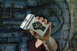 Power Fist Card Sleeves
