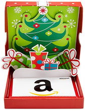 Load image into Gallery viewer, Amazon.com Gift Card in a Holiday Pop-Up Box