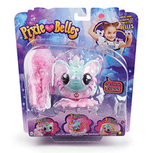Load image into Gallery viewer, Pixie Belles - Interactive Enchanted Animal Toy, Aurora (Turquoise)