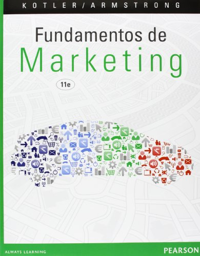 Fundamentos De Marketing (Spanish Edition)