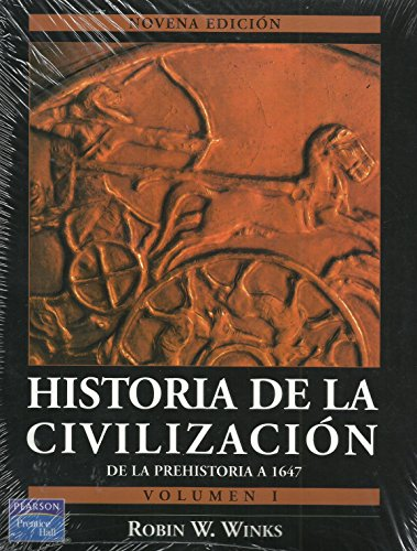 Historia de La Civilizacion - Vol. I (Spanish Edition)
