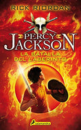 La batalla del laberinto / The Battle of the Labyrinth (Percy Jackson y los dioses del olimpo / Percy Jackson and the Olympians) (Spanish Edition)
