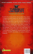 Load image into Gallery viewer, La batalla del laberinto / The Battle of the Labyrinth (Percy Jackson y los dioses del olimpo / Percy Jackson and the Olympians) (Spanish Edition)