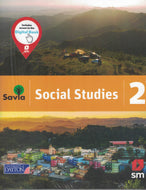 Savia Social Studies 2 Text  isbn 9781644862544 Ediciones SM
