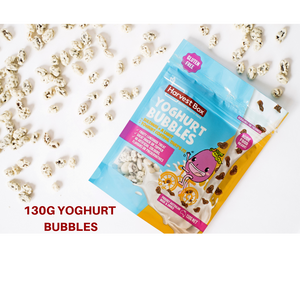 YOGHURT BUBBLES - GREAT FOR KIDS!