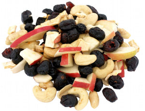 Apple, Cashew, Cranberry and Peanut Mix (500g)