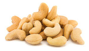 Dry Roasted & Salted Cashews (500g)