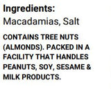 Macadamias (Roasted & Salted) (300g)