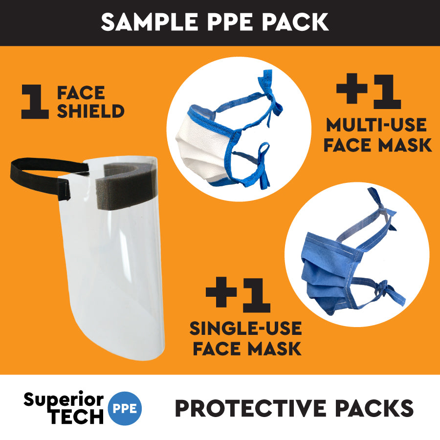 Sample PPE Pack