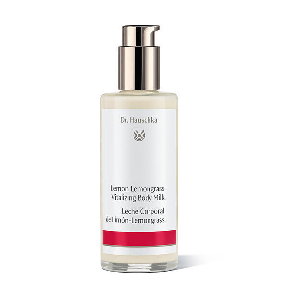 Body Milk Lemon Lemongrass Dr. Hauschka (145 ml)
