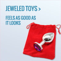 Shop Our Best Jeweled Anal Toys