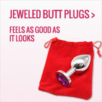 Shop Our Best Jeweled Butt Plugs