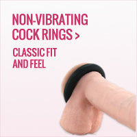 Shop Our Best Non Vibrating Cock Rings