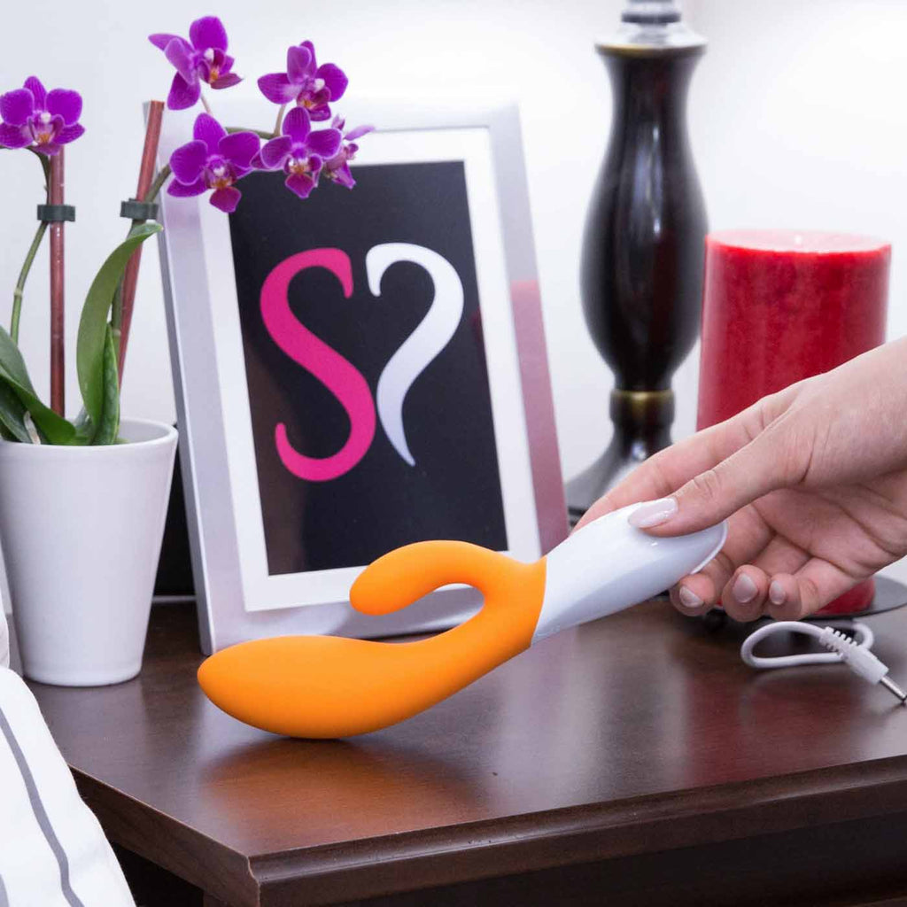 LELO Ina 2 USB Rechargeable Powerful Luxury Rabbit Vibrator