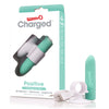Screaming O Charged Positive Vibe USB Rechargeable Bullet Vibrator