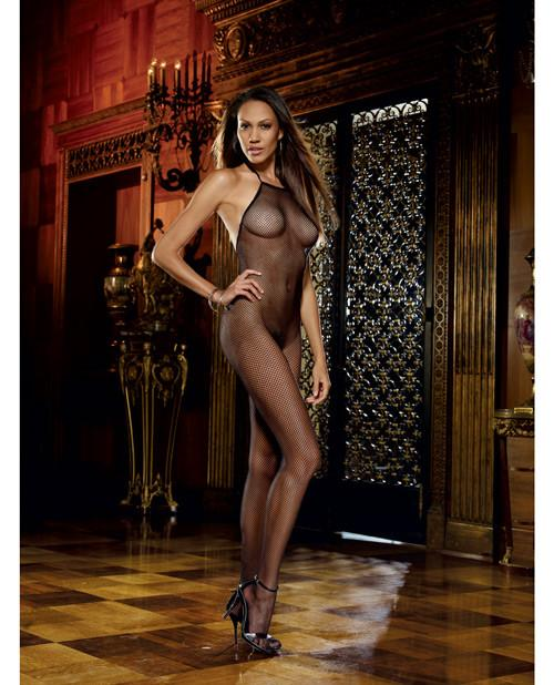 Body Stocking Black Os Inmadeirain by  DRMG -
