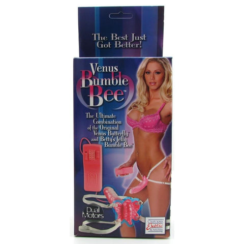 Venus Bumble Bee 10 Function Wearable Vibrator