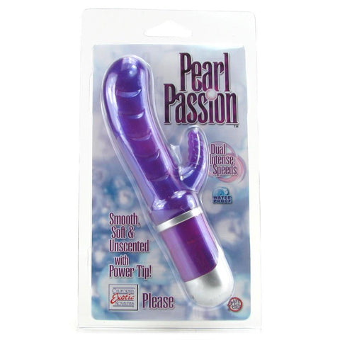 Pearl Passion Please Dual Action Waterproof Rabbit Vibrator