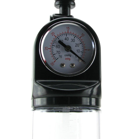 Master Gauge Advanced Hi-Tech Penis Pump