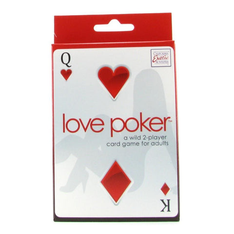 Couple's Love Poker Game