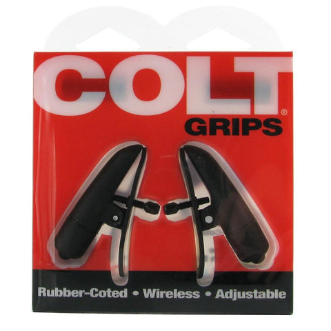 Colt Grips Vibrating Nipple Clamps