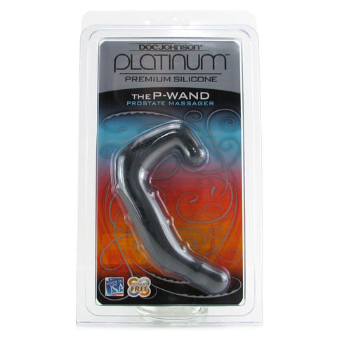 Doc Johnson Platinum P-Wand Massager