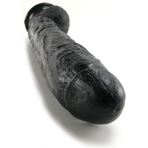 Dick Rambone Black Realistic Large Cock in Black