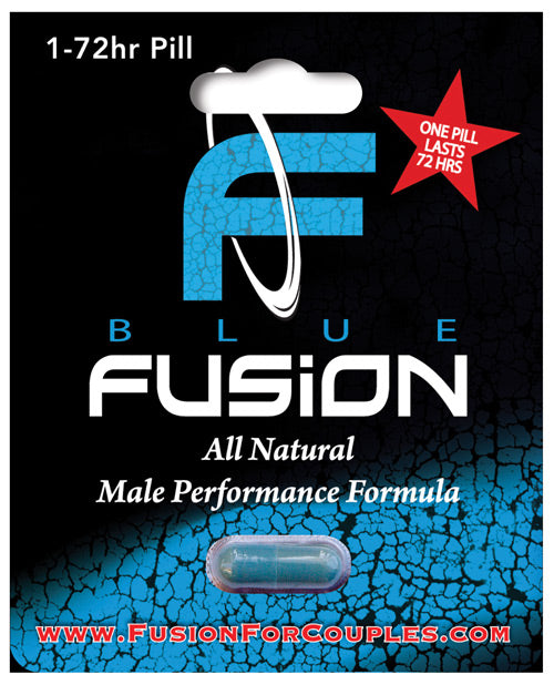 Blue Fusion All Natural Male Performance Formula