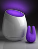 Jimmyjane Pure UV Sanitizing Mood Light FORM 2 - Ultra-Violet Edition