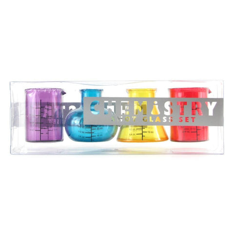 Chemisty Shot Glass Set