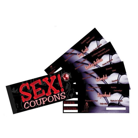 International Sex! Coupons