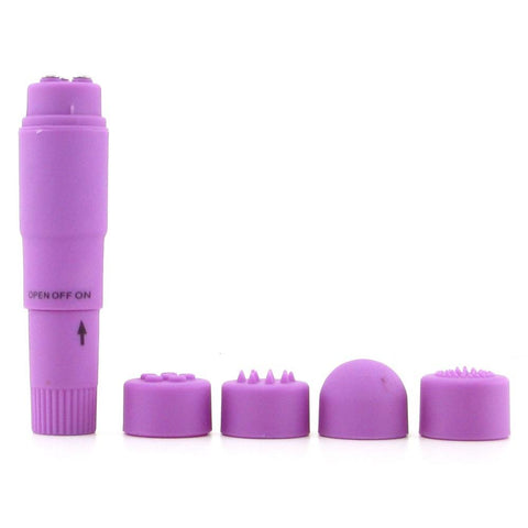 Neon Luv Touch Pocket Rocket Discreet Vibrator