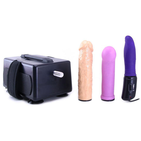 Fetish Fantasy International Portable Sex Machine Bundle