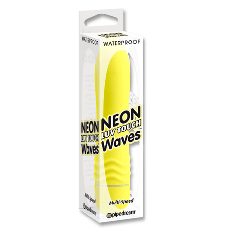 Neon Luv Touch Waves Vibrator