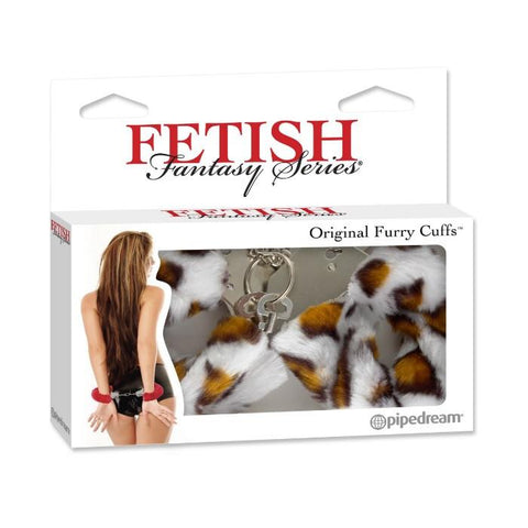 Fetish Fantasy Furry Cuffs (10 Colors!)