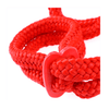 Fetish Fantasy Silk Rope Love Cuffs