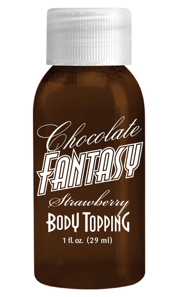 Chocolate Fantasy Body Topping