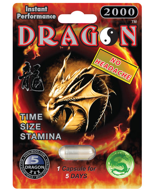 Dragon 2000 Male Enhancement
