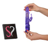 Simpli Pleasure 12 Function Rotating Waterproof Rabbit Vibrator