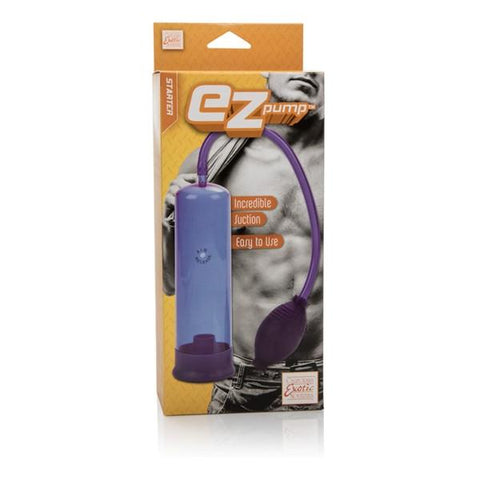 E-Z Pump in Purple