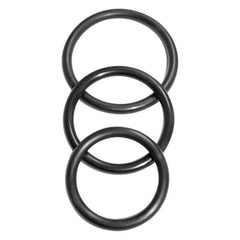Sex & Mischief Nitrile Cock Ring 3 Pack