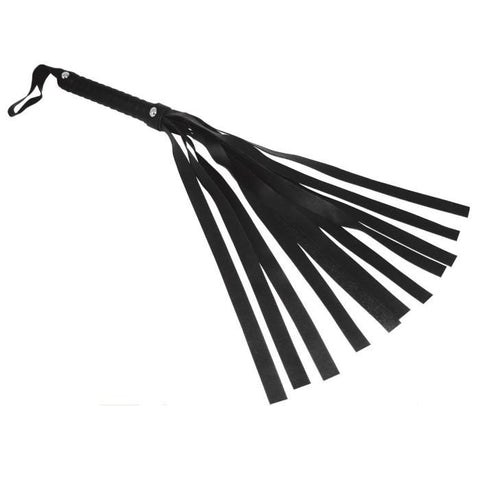 Sportsheets Sex & Mischief Faux Leather Flogger