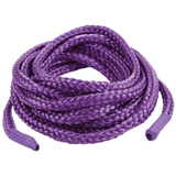 Japanese Silk Love Rope 3m/10ft in Purple